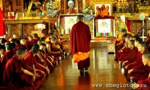Монастырь Копан. Йога-тур в Мустанг