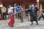 Йога-тур в Мустанг-3