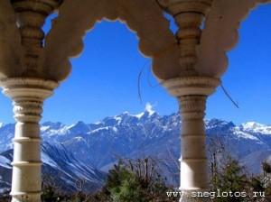 Муктинатх. Йога-тур в Непал