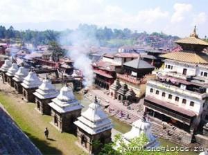 Пашупатинатх. Йога-тур в Непал