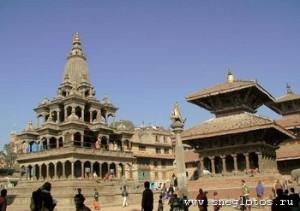 Йога-тур в Непал. Катманду