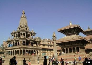 Фото Путевые заметки. Катманду-город сказка