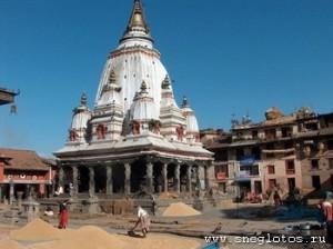Катманду. Йога-тур в Непал