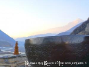 массаж Тибетскими поющими чашами-1