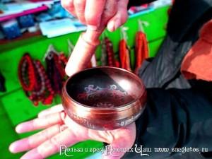 массаж Тибетскими поющими чашами-5