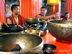 массаж Тибетскими поющими чашами-9