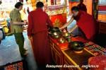 Путевые заметки. Непал. Освещение Чаш в Трангу Римпоче
