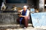 Непал. Монастырь Трангу Римпоче-23