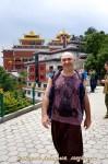 Непал. Монастырь Трангу Римпоче-28