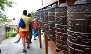Ступа Намо Будда. Йога-тур в Непал-31