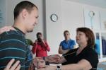 Фото-отчёт-2 с тренинга «Тайны Индийской и Тибетской Йоги» в Каменск-Уральске