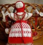 Оберёжная кукла.Энергия на Алтае-1