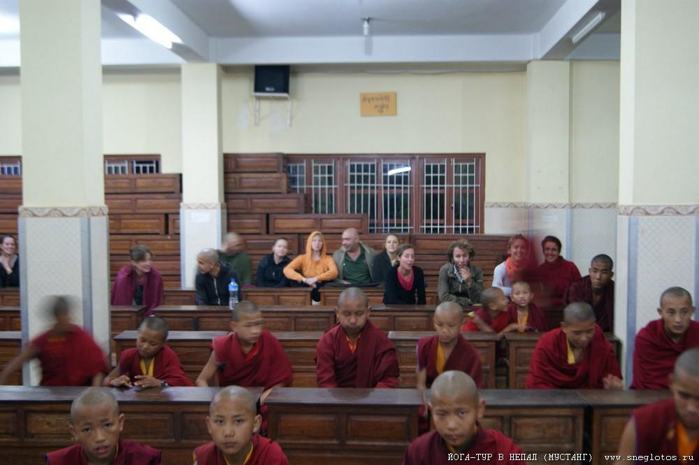 Фото Фото-отчёт Йога-тура в Непал «Ключи истины». Кадры россыпью