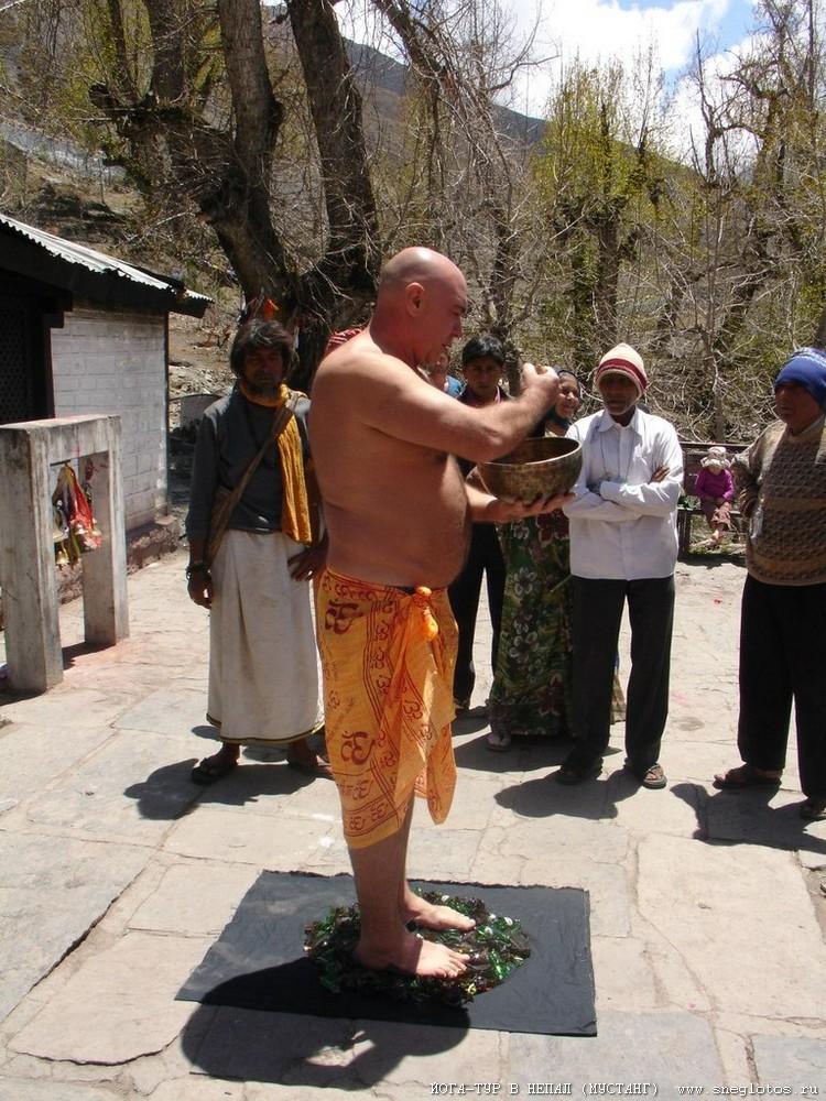 Йога-тур в Гималаи -20