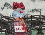 Оберёжная кукла.Энергия на Алтае-3