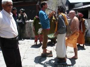 Йога-тур в Непал и Мустанг-86