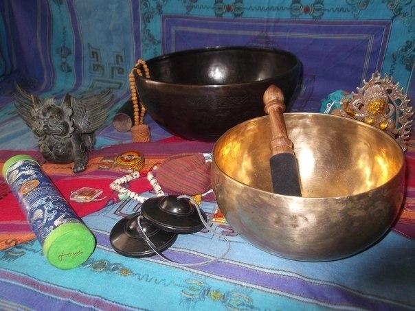 Фото Персональный заказ на Поющую Тибетскую Чашу — Гималайский Духовный Колокол