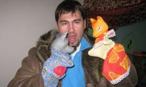 """Шаг за горизонт"" на фестивале ""Снежные забавы"" !!!"
