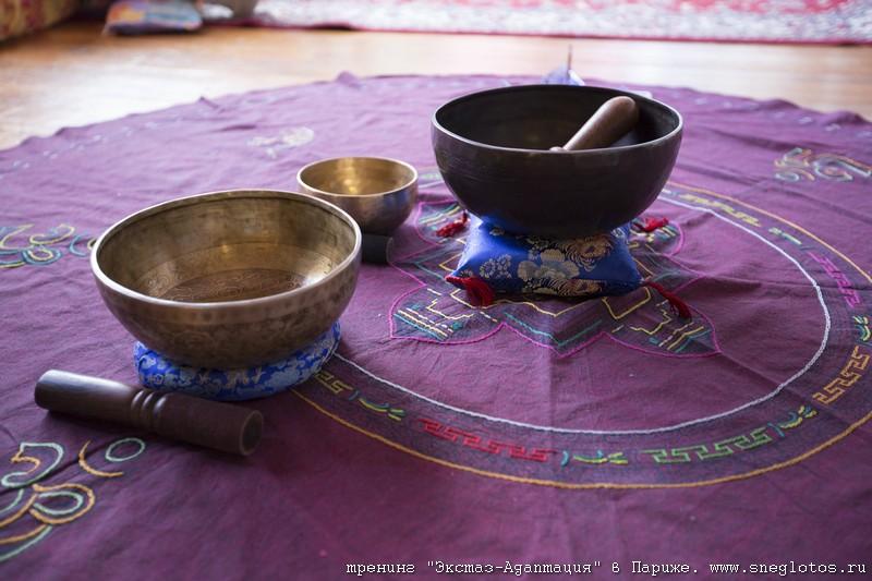 Гималайские Духовные Колокола-Поющие Чаши