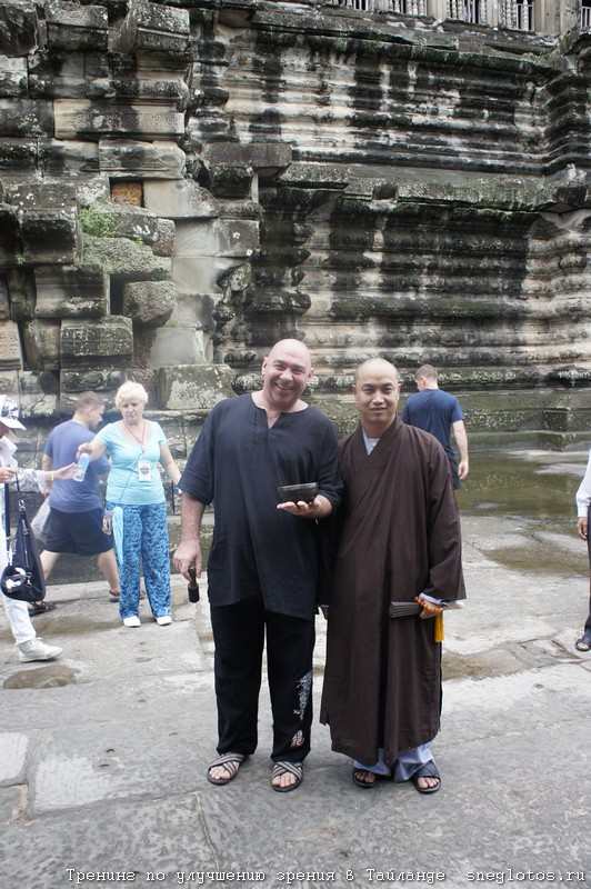 Камбоджа. Храм Ангкор ват