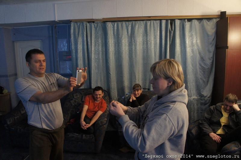 Фото Фото-отчёт-2 с тренинга «Ледяной ожог» — 2014