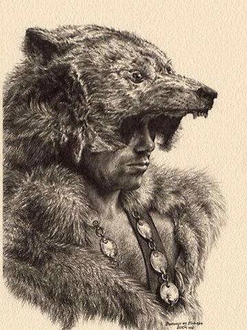 Фото тренинг «Тайны Берсерков, Непобедимых Воинов-Медведей»