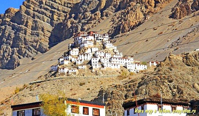 Йога-тур в Тибет-12