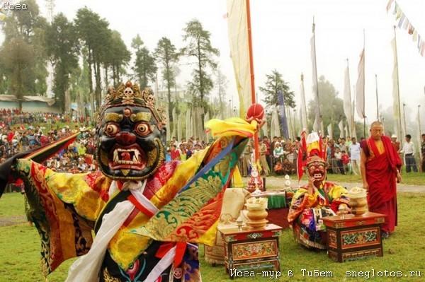 Фото «Магия Тибета». Развитие магических сверхспособностей человека