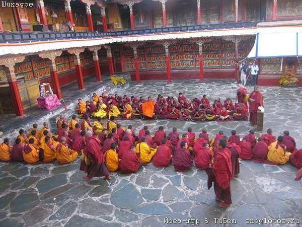 Йога-тур в Тибет. Шикадзе