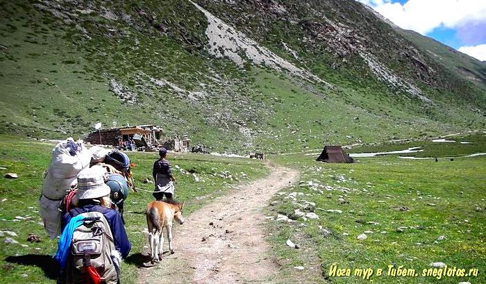 Йога-тур в Тибет-20