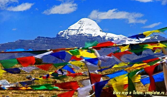 Йога-тур в Тибет-21