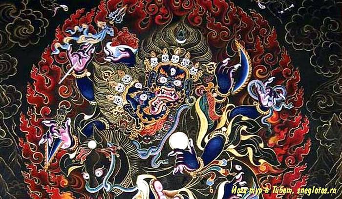 Йога-тур в Тибет-22