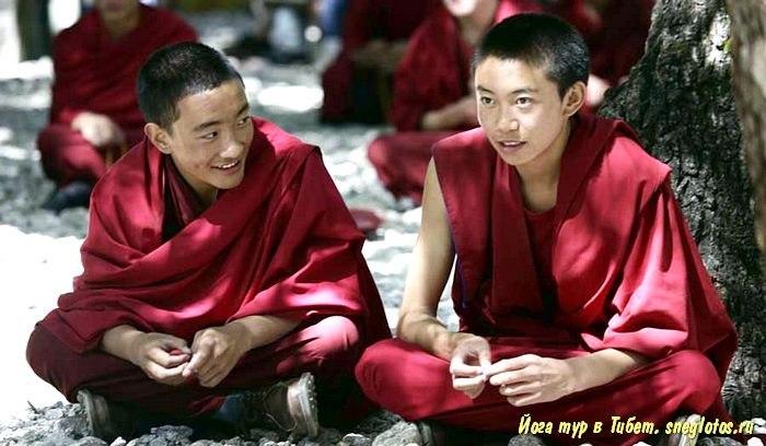Йога-тур в Тибет-29