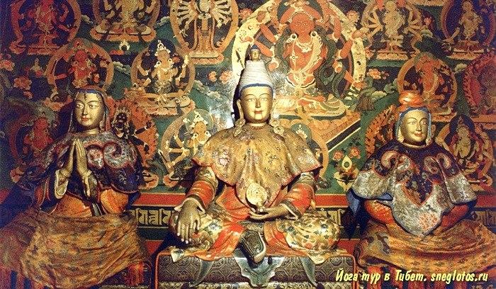 Йога-тур в Тибет-37