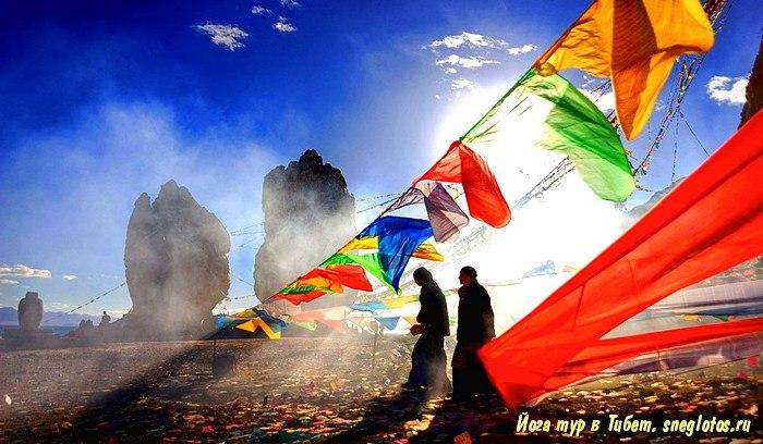 Йога-тур в Тибет-41