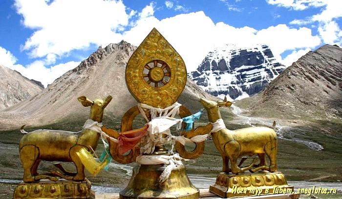 Йога-тур в Тибет-46