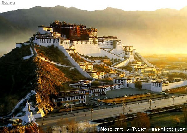 Йога-тур в Тибет. Лхаса