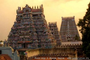 упражнения для улучшения зрения в Южной Индии