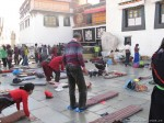 йога-тур в Тибет-89