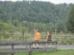 отдых с детьми в Горном Алтае