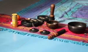 оздоровление Гималайскими Духовными Колоколами (Тибетские поющие чаши)-2