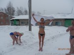Закаливание,банные практики, отдых на зимние каникулы