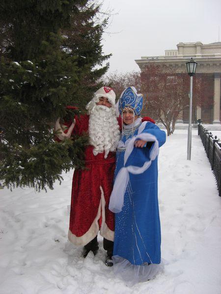 Дед Мороз и Новый год. исполнение желаний