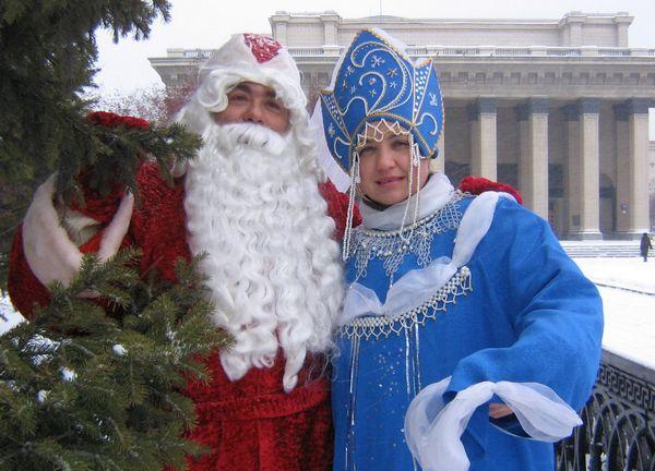 Дед Мороз.Исполнение желаний