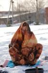 Туммо. как согреться в мороз