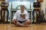 поющая чаша , гималайский колокол, тренинг