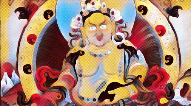 Фото «ПРИВЛЕЧЕНИЕ УДАЧИ И БЛАГОДЕНСТВИЯ», древний тибетский ритуал