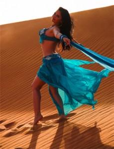 хатха-йога и танец живота в Египте