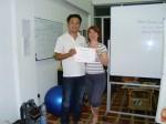 отдыхв Тайланде, отель Амбассадор, обучение тайскому массажу, Йога-тур