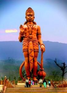 hanuman. Йога-тур в Индию